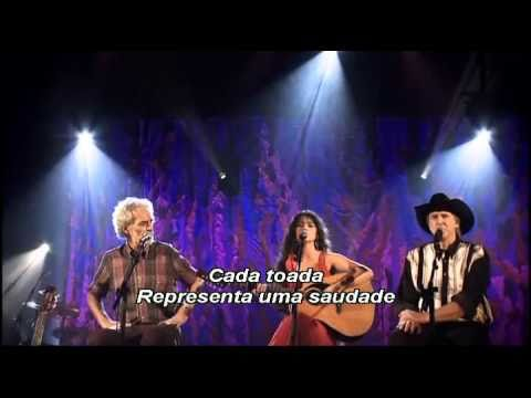 Renato Teixeira, Sergio Reis e Paula Fernandes (Legendado)