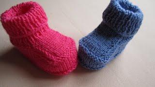 getlinkyoutube.com-ВЯЗАНИЕ СПИЦАМИ САМЫХ ПРОСТЫХ ПИНЕТОК для только начинающих!Knitting