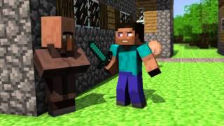 getlinkyoutube.com-Minecraft movie! egg tutorial!