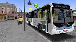 getlinkyoutube.com-OMSI 2 - Apresentação Mapa Cidade Serra V2.0/Mega Plus OF1721 BT5
