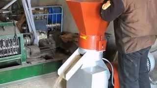 getlinkyoutube.com-Granulator 500kg/h