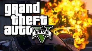 GTA 5 Online - Jahova Rage!  (GTA 5 Funny Moments!)