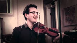 getlinkyoutube.com-Violinist Ben Powell - 'New Street' EPK