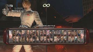 getlinkyoutube.com-Tekken 6 - Leo Playthrough (PS3)