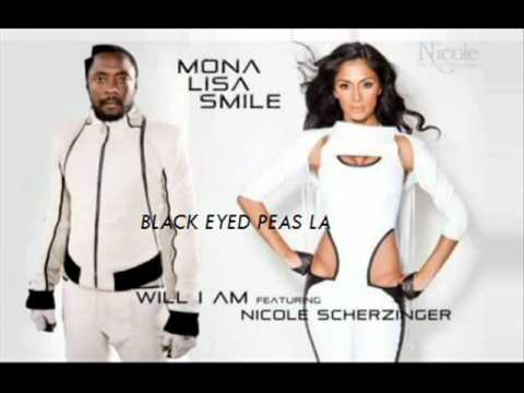 Mona Lisa Smile - will.i.am feat. Nicole Scherzinger (New Single)