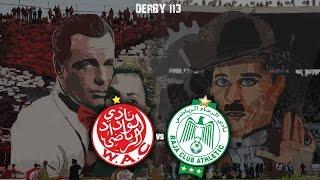 getlinkyoutube.com-Ultras World in Casablanca - Wydad vs Raja (20.12.2015)