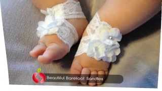 "getlinkyoutube.com-Sandalias Grisnel ""Beautiful Babies Grisnel Sandals"""