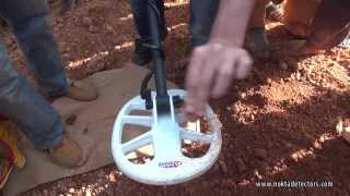 Fors Gold Detector Finds Its First Gold Nuggets in Africa (Part1)