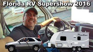 getlinkyoutube.com-Florida RV Supershow 2016 - Class B and B+. Comfort vs. Flexibility | Traveling Robert