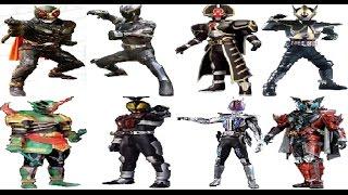 getlinkyoutube.com-Top 10 evil dark Kamen Rider (Antagonic)