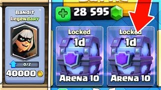 """GEMMING NEW """"BANDIT"""" LEGENDARY! 