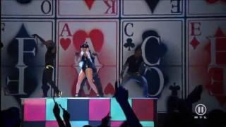 getlinkyoutube.com-[HD] Lady GaGa - Poker Face [Live @ Dome 49] 720p