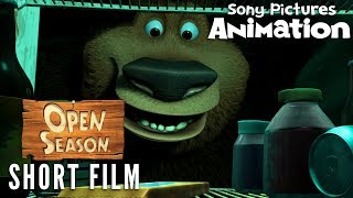 Open Season - Boog and Elliot Midnight Bun Run Short