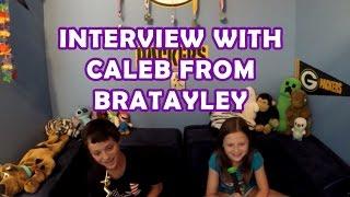 getlinkyoutube.com-Interview with Caleb From Bratayley (BlazeNoutlaws) - By Bethany G