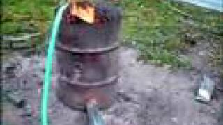 getlinkyoutube.com-Pool heater made from spare parts