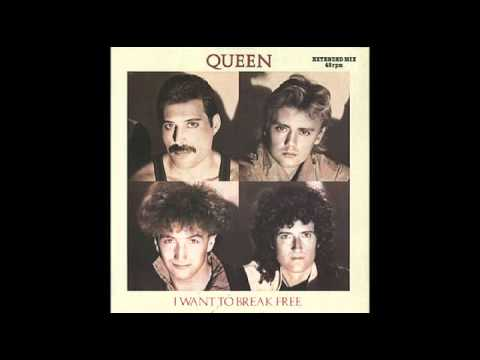Queen - I Want To Break Free (Only Keyboards)