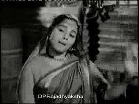 MARATHI SONG COMPOSED & SUNG BY LATA