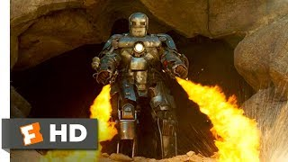 getlinkyoutube.com-Iron Man (4/9) Movie CLIP - My Turn (2008) HD