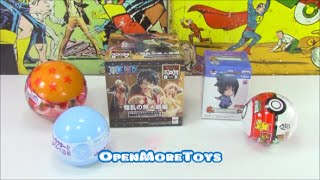getlinkyoutube.com-Anime Surprise Blind Box Unboxing Naruto and More
