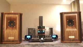 "getlinkyoutube.com-Tannoy Westminster Royal ""Gold Reference"" with McIntosh"