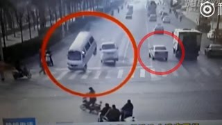 getlinkyoutube.com-► ► AUTOS VOLANDO EN CHINA (VIDEO) Sobrenatural ? (Ver para creer)