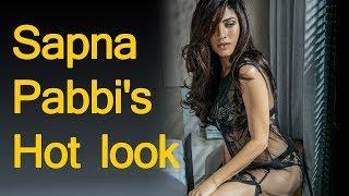 Sapna pabbi's Hot look in Translucent Lingerie Trending News | Latest Photo shoot | Latest News