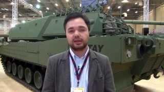 Türkei Altay Panzer Vorteile OTOKAR FNSS Militär