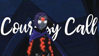 Teen Titans - Raven - Courtesy Call