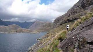 getlinkyoutube.com-Skye - Coast walk to Coruisk & an ascent of Blaven