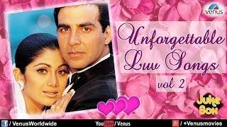 getlinkyoutube.com-Unforgettable Love Songs Vol.2 | Evergreen Romantic Collection | Audio Jukebox