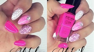 getlinkyoutube.com-Uñas Acrilicas | MadamGlam | Natos Nails