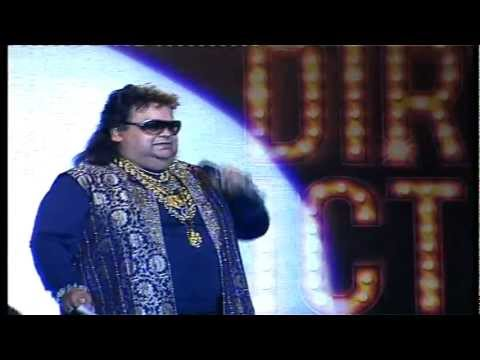 Bappi Lahiri & Shreya Ghoshal Singing 'Oo La La'