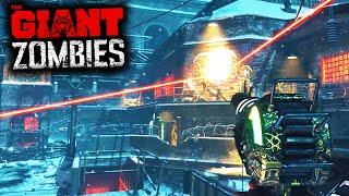 getlinkyoutube.com-Black Ops 3 Zombies 'THE GIANT' EASTER EGG! - Fly Trap Easter Egg ENDING! (Call of Duty BO3 Zombies)
