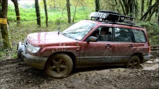 getlinkyoutube.com-SVA 2016 - Subaru Forester Offroad