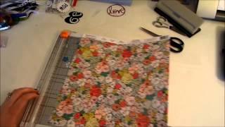 getlinkyoutube.com-DIY Planner Paperclips And Pocket Folder | Planner
