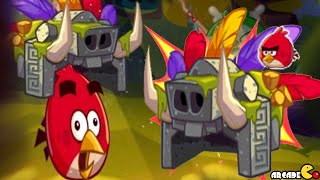 getlinkyoutube.com-Angry Birds Epic - New Event Into The Jungle Day 1! iOS/iPhone/Android