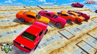 getlinkyoutube.com-GTA 5 PC Demolition Derby Online!! SUMO CARS DEMO DERBY IN THE SKY (GTA 5 Funny Moments)