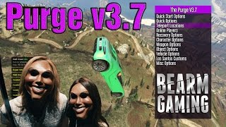 getlinkyoutube.com-GTA 5 Mod Menu (The Purge V3.7)