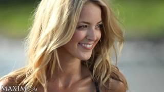 getlinkyoutube.com-Kaitlynn Storms the Beach Topless