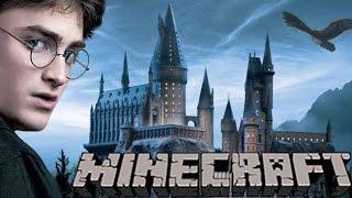 getlinkyoutube.com-!!Castillo Hogwarts!! / Mapas Minecraft / 3 Mapas diferentes