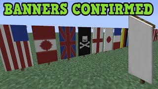 getlinkyoutube.com-Minecraft Xbox 360 / PS3 - BANNERS CONFIRMED, TU40 Update Soon!