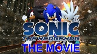 getlinkyoutube.com-Sonic The Hedgehog (2006) - The Movie - Full Movie