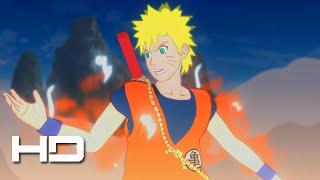 getlinkyoutube.com-Super Saiyan Naruto (Goku Costume) Custom Moveset Mod | NARUTO SHIPPUDEN: Ultimate Ninja STORM 4