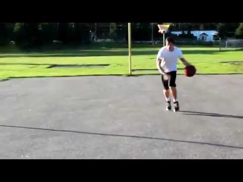 Basketball: The Half Crossover: In and Out Crossover