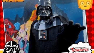getlinkyoutube.com-Shows Infantiles Star Wars - Travesuras Kids