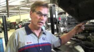 getlinkyoutube.com-7.3 Diesel Powerstroke misfire runs rough code P1316 injector wire harness connection