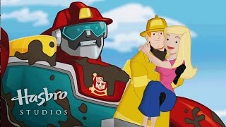 getlinkyoutube.com-Transformers: Rescue Bots - Ready to Roll