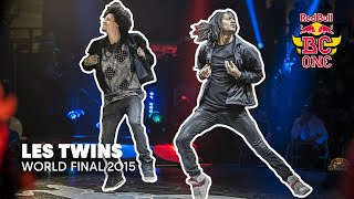 getlinkyoutube.com-Les Twins Performance | Red Bull BC One World Final 2015