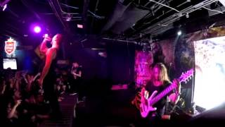 getlinkyoutube.com-Veil Of Maya - Live @ Dirty Dog Bar 3/6/2016