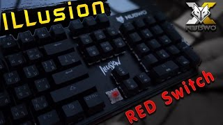 getlinkyoutube.com-รีวิวคีบอร์ด ILLusion [NK70] RedSwitch ยุคใหม่ ปรับเปลี่ยนสวิตได้!!
